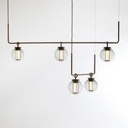 北欧个性咖啡厅吊灯咖啡店艺术灯具灯饰