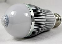 人体感应球泡灯方案
