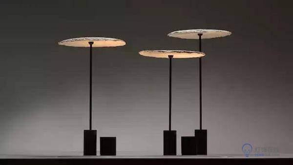 让灯光变得柔和的灯罩 这个设计了不起