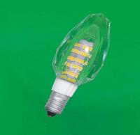 E14-2835-75D-7W  水晶尖泡