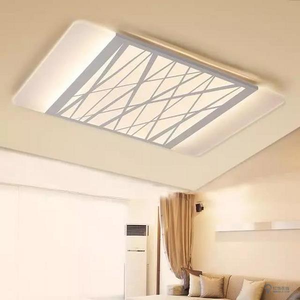 客厅灯具如何选择与搭配