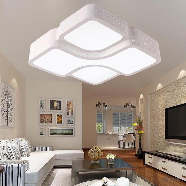 简约客厅吸顶灯选购的技巧是什么