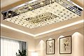 LED客厅水晶灯怎么样呢 水晶灯如何挑选呢