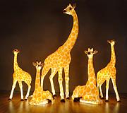 玻璃钢造型-长颈鹿