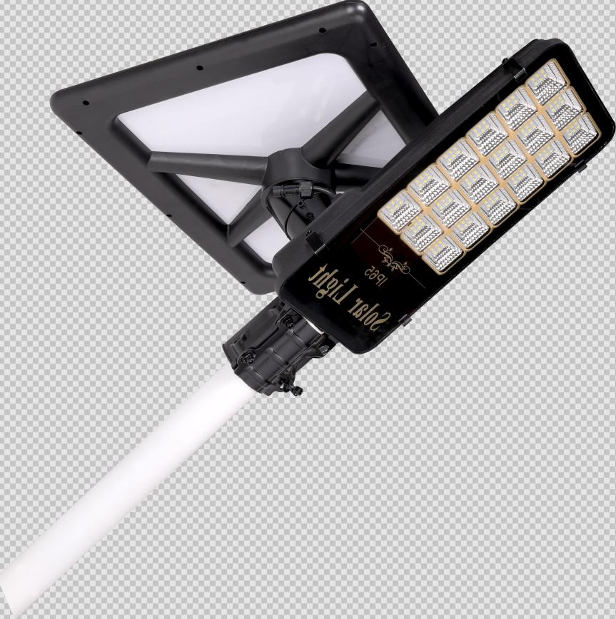 太阳能360度旋转分体路灯系列-小金豆B款