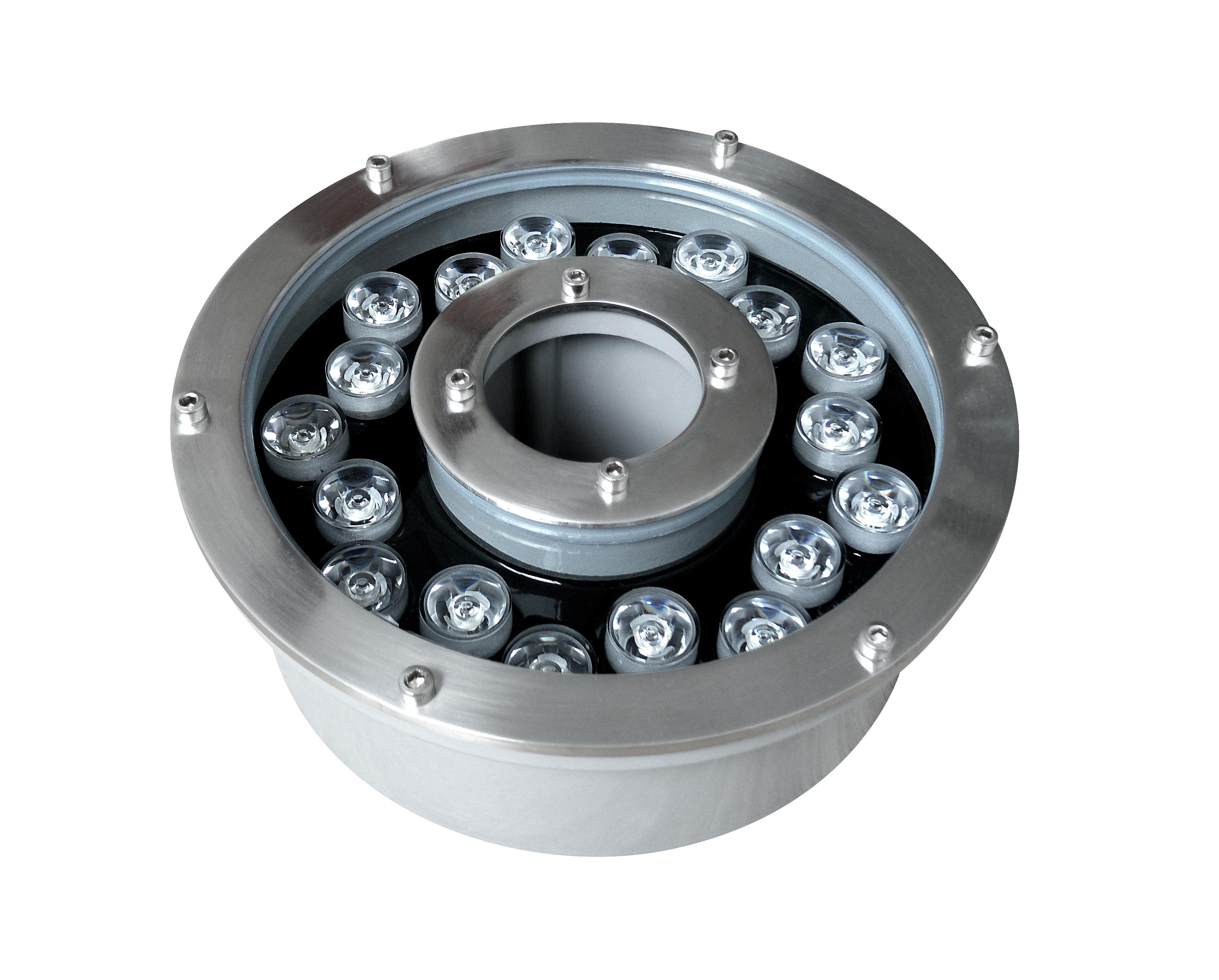 LED大功率水底灯