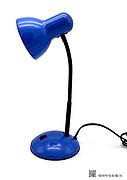 蓝色台灯2