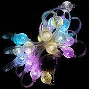 3D圆球灯(珠帘灯)