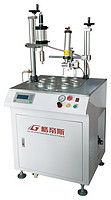 JCD-80 球泡冲压打胶一体机 LED BULB PUNCHING AND GLUING MACHINE