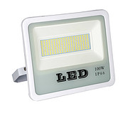 LED户外防水投光灯100W