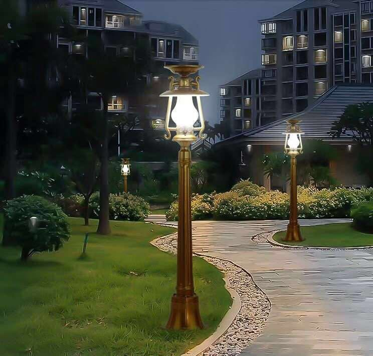 欧式户外草坪灯防水防锈