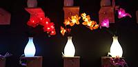LED仿玉花瓶灯