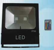 RGB红外遥控5054款投光灯
