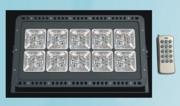 7070厚料RGB足功率加带记忆投光灯