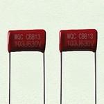 金属箔式聚丙烯膜电容器CBB13(PPN)