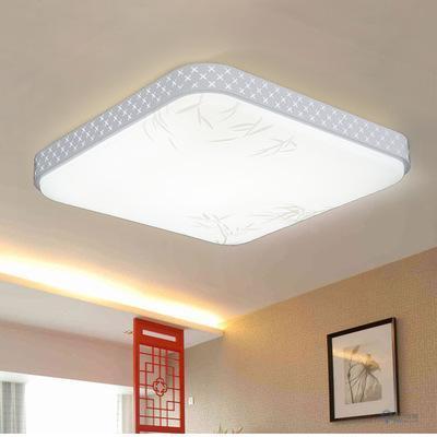 超薄卧室吸顶灯让卧室更加温暖
