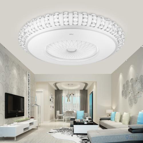 客厅圆形水晶吊灯的销售价格