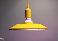 40W 黄色铝外壳-黄红光-微红(外观专利已受理)
