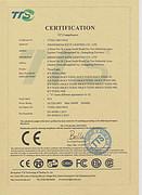 01 CE-LVD证书