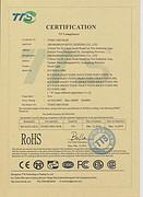 01 RoHS证书