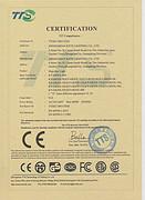 02 CE-LVD证书