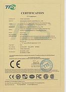 03 CE-LVD证书