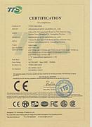 05 CE-LVD证书