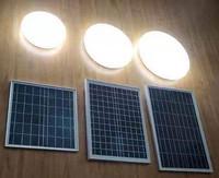 太阳能吸顶灯