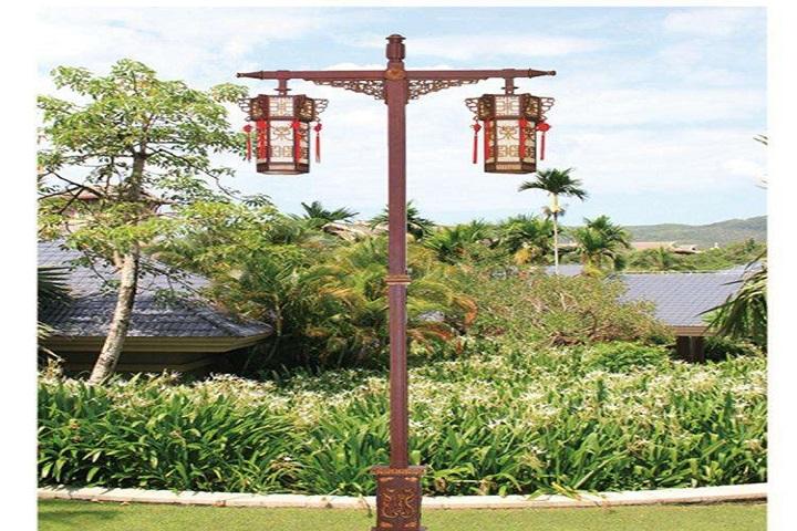 中式庭院灯的使用效果如何
