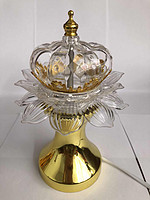 金色花瓶金顶花