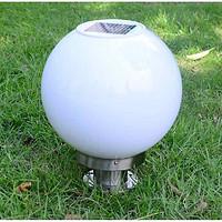 太阳能球体草坪灯
