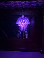 七彩小水母灯