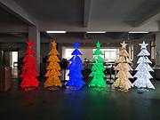 滴胶圣诞树