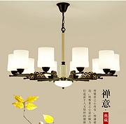 新中式吊灯D15219