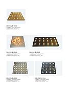 大理石地砖灯2