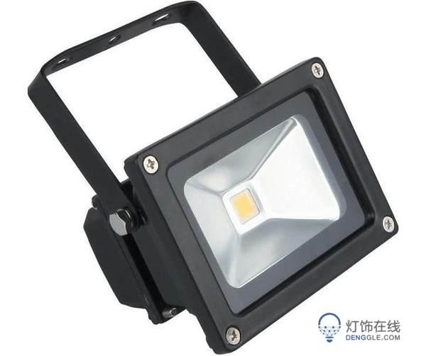 新款led投光灯的整体使用价值