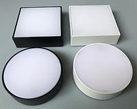 窄边明装面板灯系列