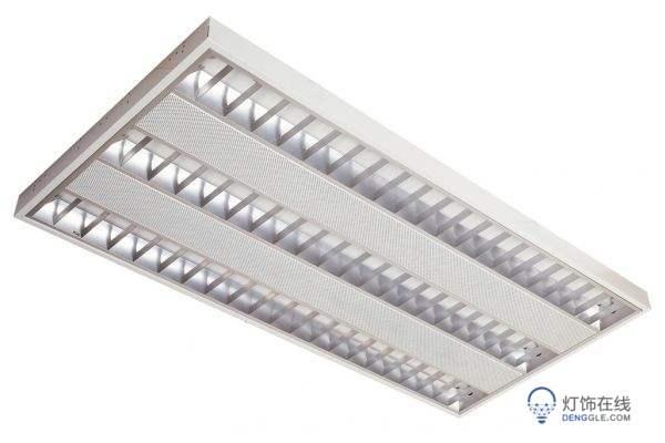 单管格栅灯的清洁该如何做