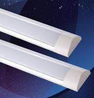半圆扁形节能LED灯管