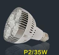 P2/35W白壳LED帕泡