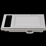 S-28白简约节能LED浴霸灯