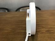 简约白色节能LED碟版灯