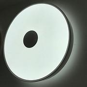 圆形有边吸顶灯