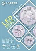 LED银环系列吸顶灯模组