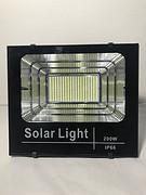 200W太阳能IP66投光灯