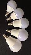 多尺寸白色节能B型LED球泡