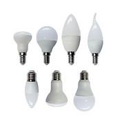 多款式白色节能简约LED球泡