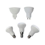 多款式白色R型LED节能球泡