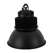 黑色吊挂式LED冷锻工矿灯