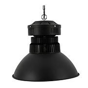 黑色鳍片款吊链式LED工矿灯